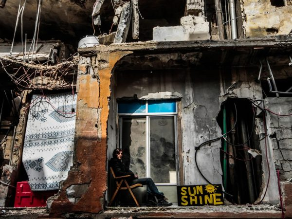 12 DEC | Siria, the truth and the screen
